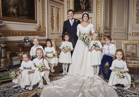 Princess Eugenie and Jack Brooksbank tied the knot in October