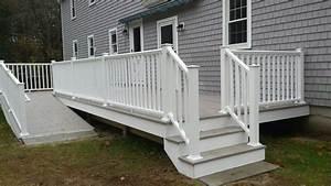 Deck Contractor  New Composite Decking  Hanover  Near 02339  Licensed Deck Builder  Vinyl Deck