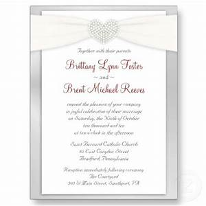 wedding invitation templates wording cloudinvitationcom With examples of wording on wedding invitations