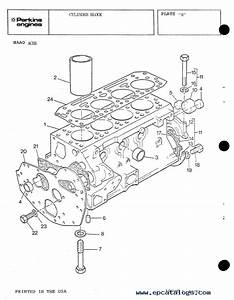 Perkins 4 108 Series Workshop Parts Manuals Pdf