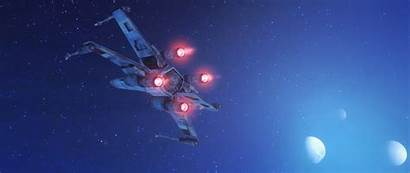 Wars Star Battlefront Wing Wallpapers Dual Monitor