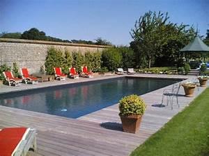 Piscine Sans Margelle : construction de terrasses et margelles piscinier ~ Premium-room.com Idées de Décoration