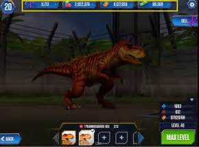 Jurassic World Game Hack