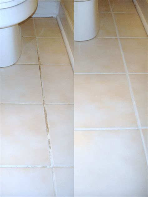 Bathroom Tile and Grout