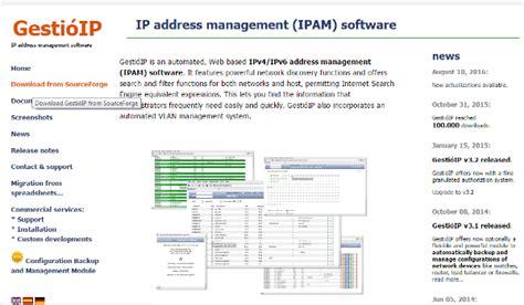 ip software 7 top open source ip address management software