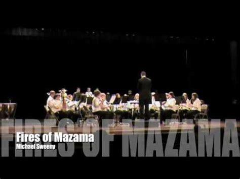 Fires Of Mazama Youtube