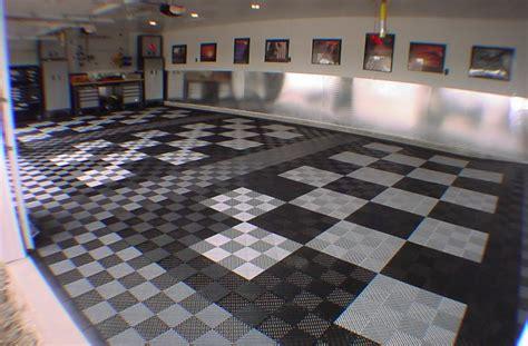 Vented Gridloc Tiles  Garage Floor Tiles