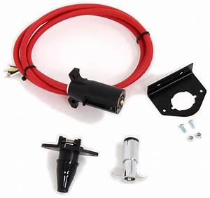 Roadmaster 7-wire To 6-wire Straight Cord Kit  2