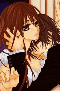 Kaname and Yuki | Vampire Knight | Pinterest