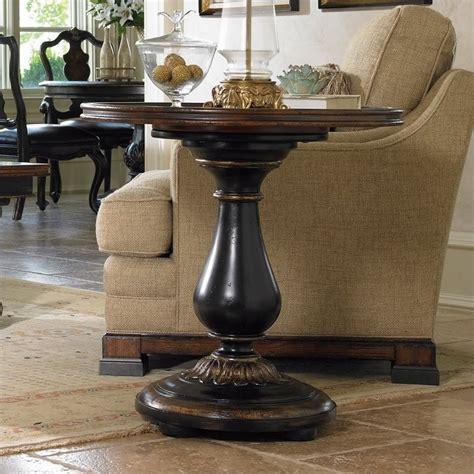 pedestal end table furniture grandover pedestal end table 5029