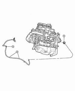 Dodge Grand Caravan Cord  Engine Block Heater  Ohvengine