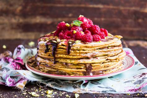 Michelin Star Chef Reveals Best Way To Cook Pancakes On