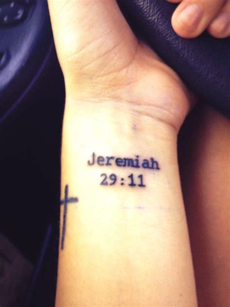 jeremiah  tattoo    cross tattoos