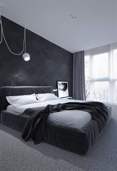 dark bedrooms designs  inspire sweet dreams
