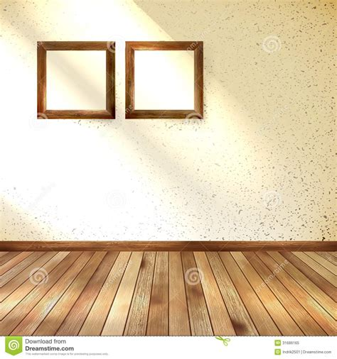 Wall Templates For Hanging Pictures by Frame Hanging On Wall Interior Template Eps 10 Royalty