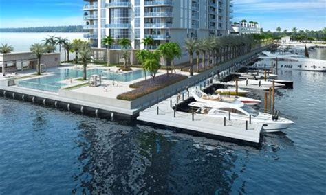 Boat Slip For Sale Miami by Marina Palms Apartments In Aventura