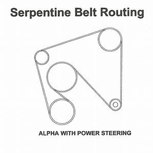 I Have A 1997 Mercrusier 5 7l I Need Diagram For Serpentine Belt Routing  And Diagram For