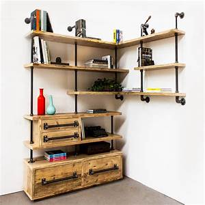 Earl, Multi, Media, And, Corner, Shelving, With, Storage, Unit, By, Urban, Grain