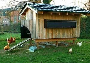 Construire Un Poulailler En Bois : plan poulailler pour 20 poules ~ Melissatoandfro.com Idées de Décoration