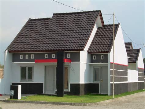 desain rumah sederhana modern  menarik fimell