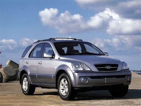 2003 Kia Sorento Specs by 2003 Kia Sorento Pictures Information And Specs Auto