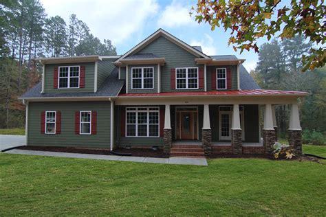 Craftsman Home Design