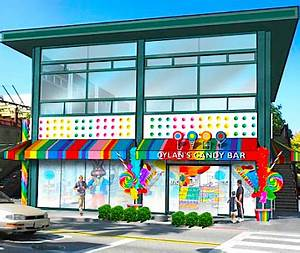 Rendering: Dylan's Candy Bar