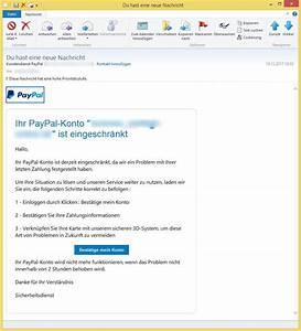 Was Ist Meine Paypal Adresse : du hast eine neue nachricht oder du hast eine neue nachricht id 17gk07m10p07q oder ~ Buech-reservation.com Haus und Dekorationen