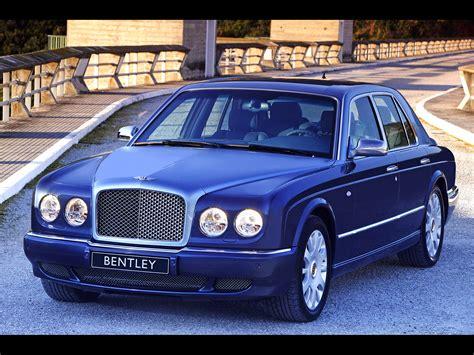 2005 Bentley Arnage R Front Angle Bridge 1600x1200