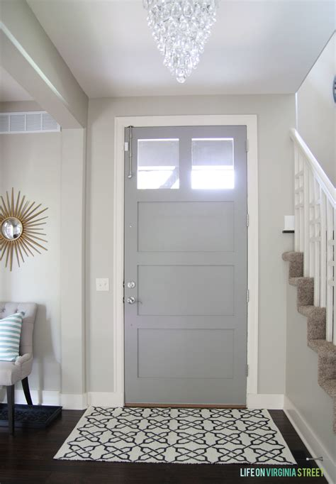 does shades of light ever have sales gray painted doors simple chic design life on virginia