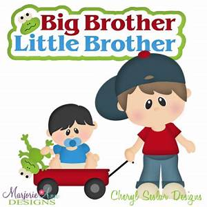 Big Brother Little Sister Clip Art (36+)