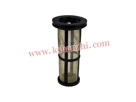 china customized forklift parts transmission strainer