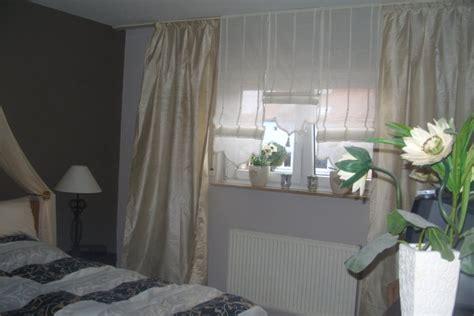 fenster dekorieren mit gardinen schlafzimmer schlafzimmer villa adamo zimmerschau