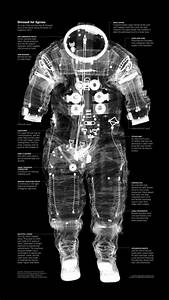 Space Suit x-ray | Fall 2013 Lookbook Concepts | Pinterest ...