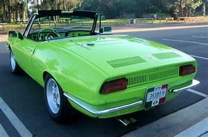 1972 Fiat 850 Sport Spider - Montedino