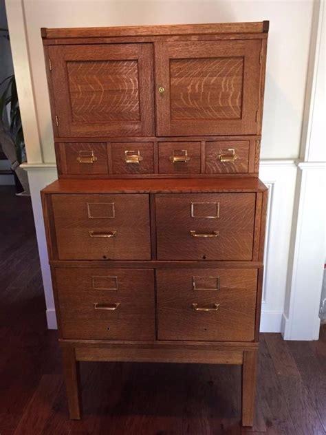 antique oak file cabinet  sale classifieds