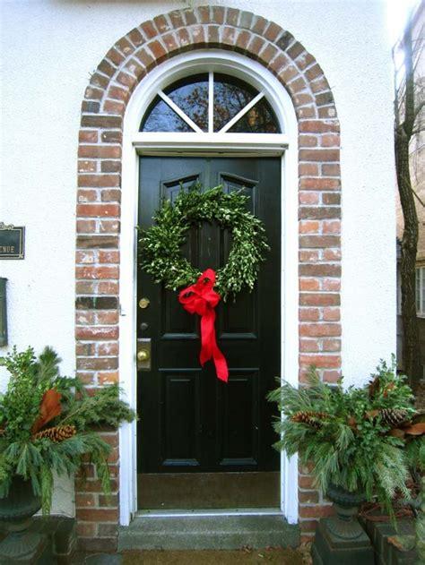 decoration entree maison exterieur 50 id 233 es de d 233 coration de porte d entr 233 e de no 235 l