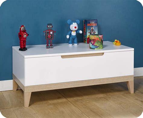 commode chambre fille coffre à jouet enfant riga mobilier de fabrication française