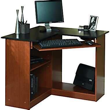 Corner Computer Desks Staples the world s catalog of ideas