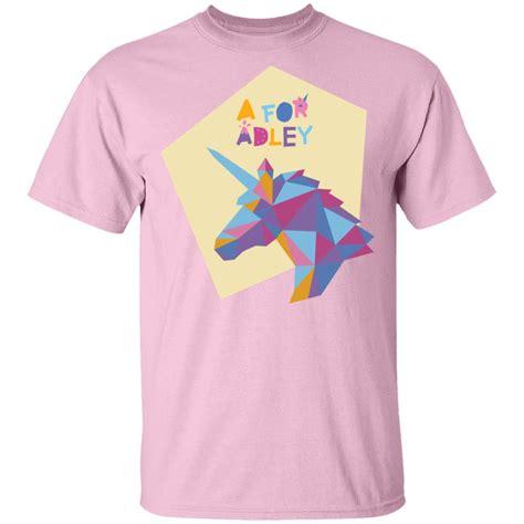 A For Adley Merch Grown Ups Geo Unicorn T Shirt Merchip8