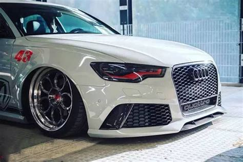 Audi A6 Modification by Audi A6 Simple Modification To Get Big Upgrades On