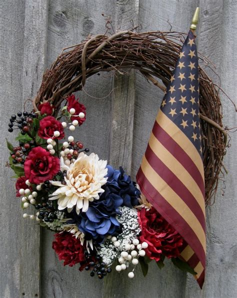 impressive diy patriotic wreath ideas
