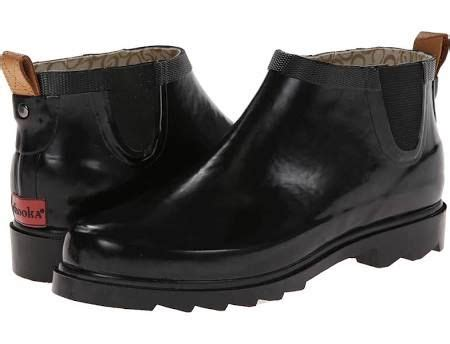 Chooka Top Solid Low Rain Boot Women's Rain Boots Black ...