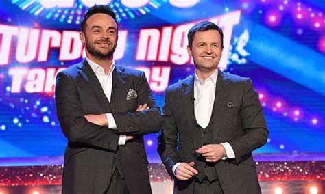 Declan Donnelly Confirms He Will Present 'Saturday Night ...