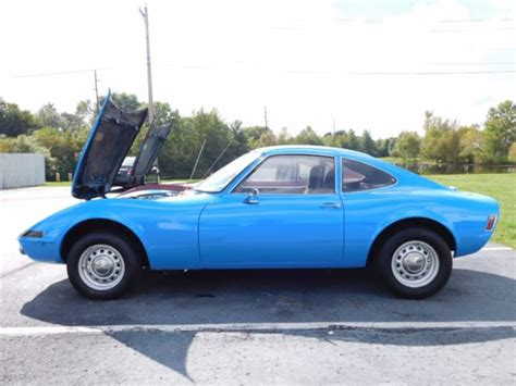 Opel Gt Parts by 1972 Opel Gt With Parts Car Buy One Get One Free For