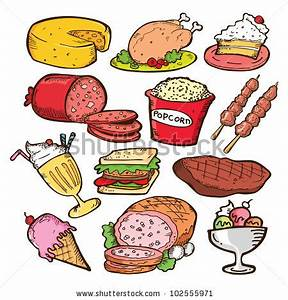 Junk Food Clipart - Clipart Suggest