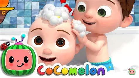 7 мин и 8 сек. Bath Song | CoCoMelon Nursery Rhymes & Kids Songs - YouTube