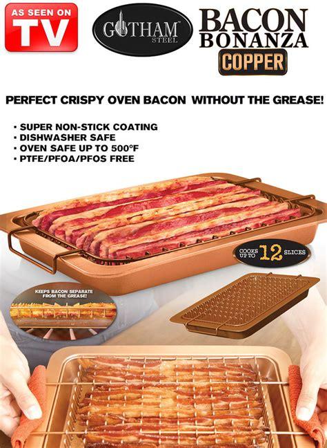 gotham steel bacon bonanza amerimark