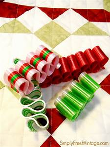 Ribbon Candy Tablerunner Shabby Art Boutique