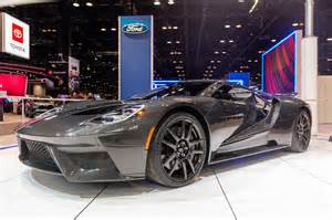 2020 Ford GT Liquid Carbon may be gone as quickly as it arrived